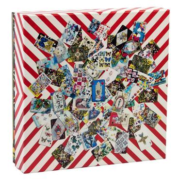 Galison Christian Lacroix Maison De Jeu 250 Piece 2 Sided Jigsaw Puzzle