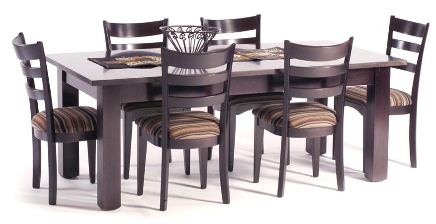 Gamekeeper dining table bloomdesignstudio