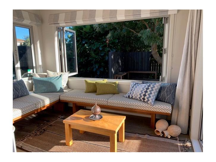 Gamekeeper Ottoman Lounger Window Seat Made Solid wood New Zealand Furniture
