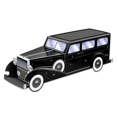 Gangster Car Centrepiece