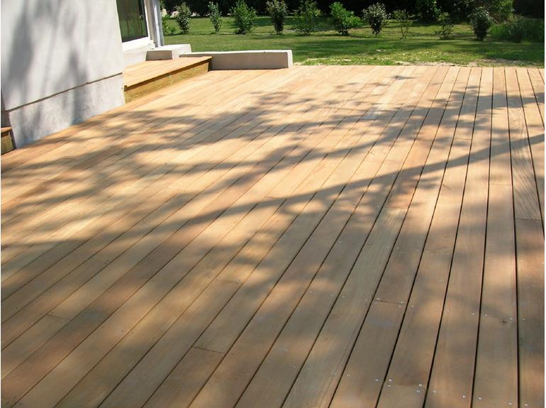 Garapa fsc solid decking 140x19mm health based building for 2 4 metre decking boards