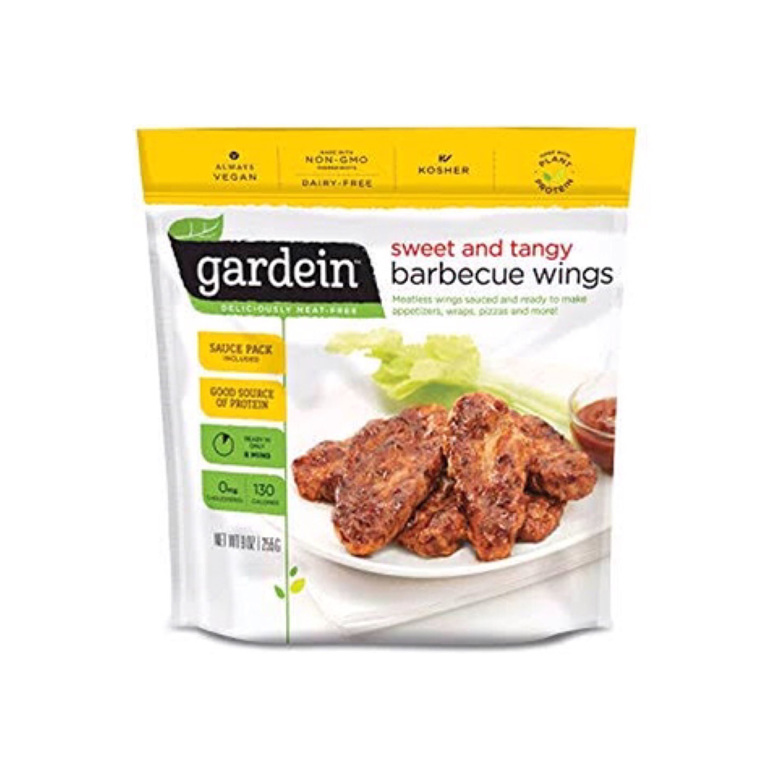 Gardein Barbecue Wings