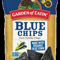 Garden of Eatin Corn Tortilla Chips Blue 229g