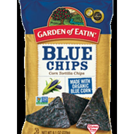 Garden of Eatin Corn Tortilla Chips Blue 229g