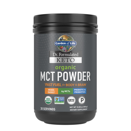 Garden Of Life Dr Formulated Keto Organic MCT Powder