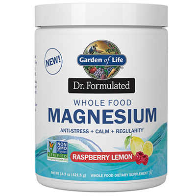 Garden Of Life Dr Formulated Wholefood Magnesium