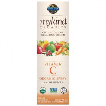 Garden Of Life My Kind Organics Vitamin Sprays