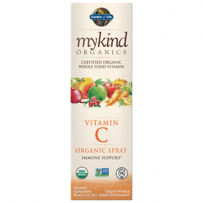 Garden Of Life My Kind Organics Vitamin Sprays