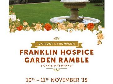 Garden Ramble Ticket Admit 1