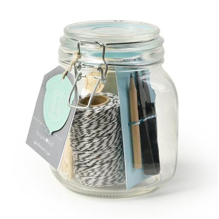 Gardener's Jar Blue Sophie Conran