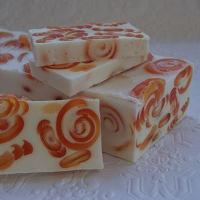 Gardenia Peach