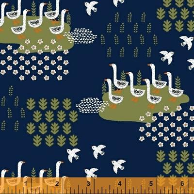 Gardening - Geese