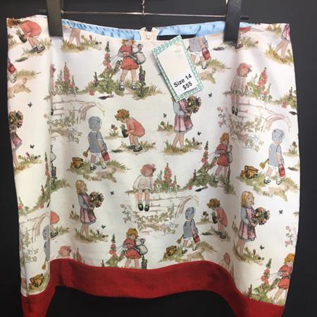 Gardening Skirt - Adult Size 14