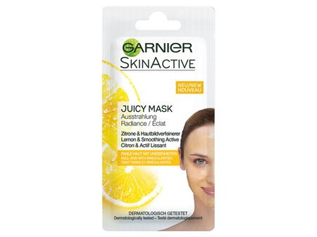 GARNIER Sachet Mask Lemon