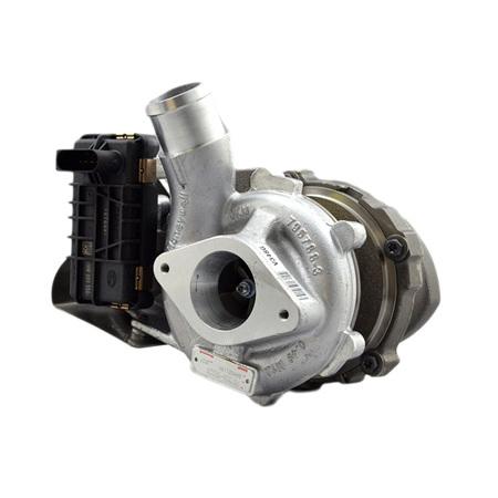 Garrett GTB2256VK Turbo 3.2 Ford Ranger / Mazda BT50 Upgrade