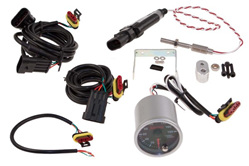 GARRETT SPEED SENSOR STREET KIT (WITH GAUGE)