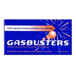 GASBUSTERS 24 TABLETS
