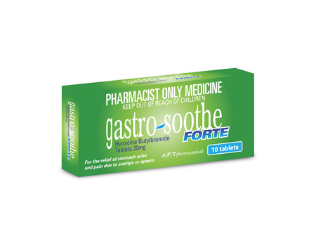 Gastro-Soothe Forte 20mg Tabs 20s