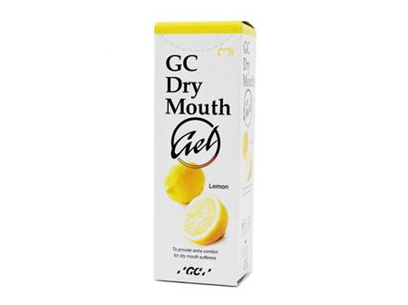 GC Dry Mouth Gel Lemon 40g