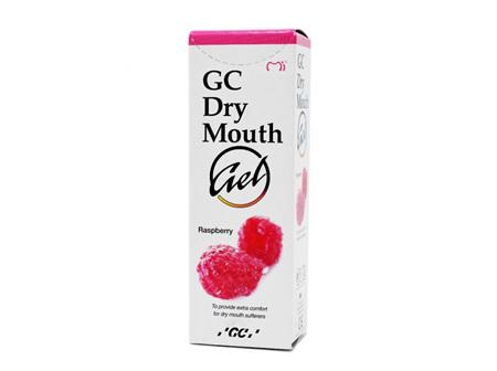 GC Dry Mouth Gel Raspberry 40g
