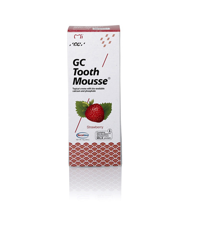 GC Tooth Mousse Strawberry