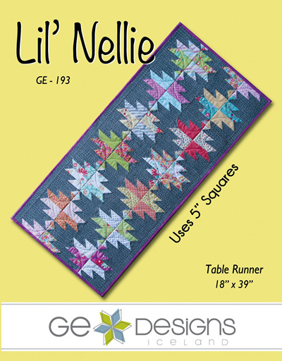 GE Designs Lil' Nellie