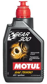 Gear 300 75W90 1ltr