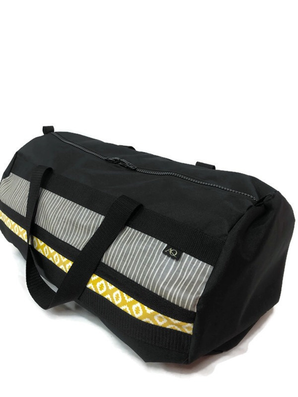 Gear bag perfect for the gym made in NZ