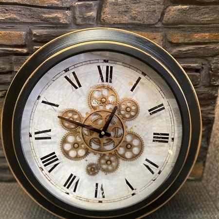 Gear Clock London 46cm