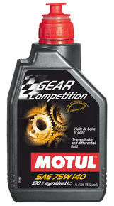Gear Competition 75W140 1ltr