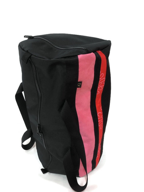 Gearbag made for travel or the gym.