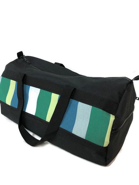Gearbag Medium - green stripe