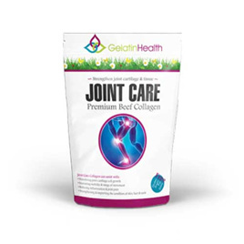 Gelatin Health - Muscle & Joint Fortification - Joint Care - 2 sizes available