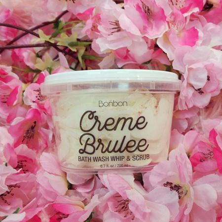 Gelato Scrub - Creme Brulee