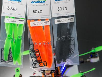 Gemfan - 5040 - 2 Blade - Quad Pack - NG