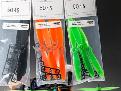 Gemfan - 5045 - 2 Blade - Quad Pack - NG
