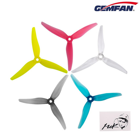 GemFan Hurricane 10Pack