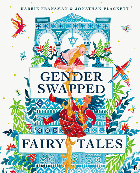 Gender Swapped Fairy Tales