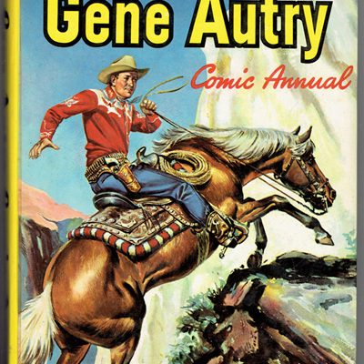 Gene Autry Comic Annual