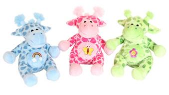 Gene Giraffe Soft Toy