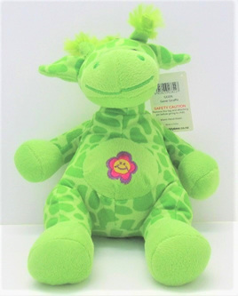 Gene Giraffe Soft Toy