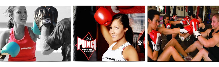 Boxing Gloves - Punch Equipment NZ