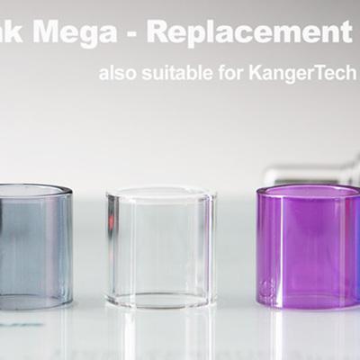 GeniTank Mega - Replacement Glass Tube