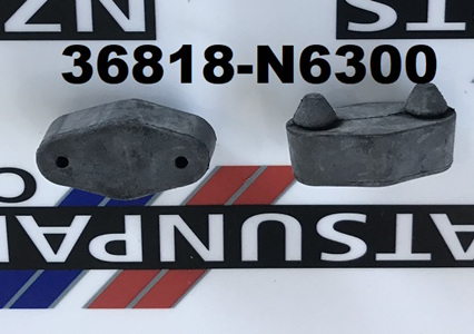 Genuine Datsun Rubber Stopper - 36818-N6300