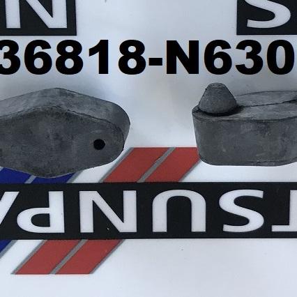 Genuine Datsun Rubber Stopper - 36818-N6300