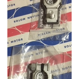 Genuine Nissan Datsun Battery Terminal Clamps