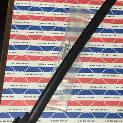 Genuine Pillarless Coupe Rear Window Weatherstrip