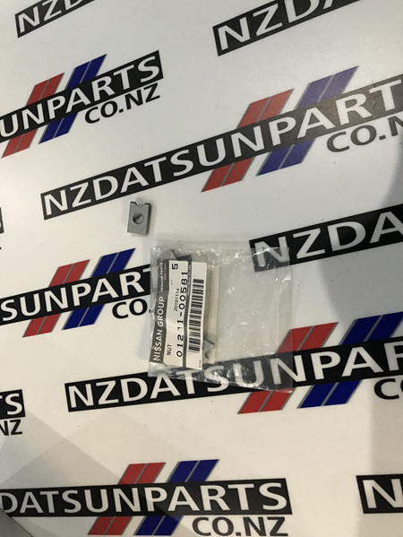 Genuine Speed Nut - 01241-00581
