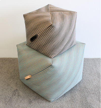 Geo Pouf, Cube