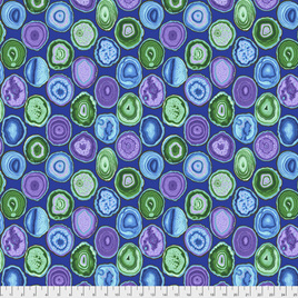 Geodes Blue PWPJ099122